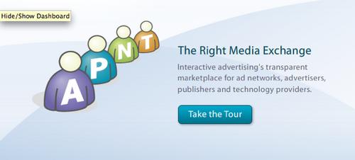 Right Media Exchange