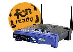router Linksys FON